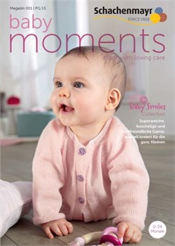 Schachenmayr Baby Moments 001