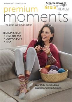 REGIA Magazine 002 - Premium moments