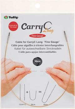 """Тросик для съемных спиц CarryC Long """"Fine Gauge"""",  Tulip"""