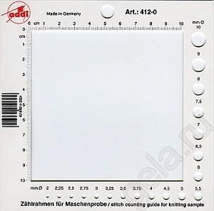 Счетная рамка для спиц, ADDI